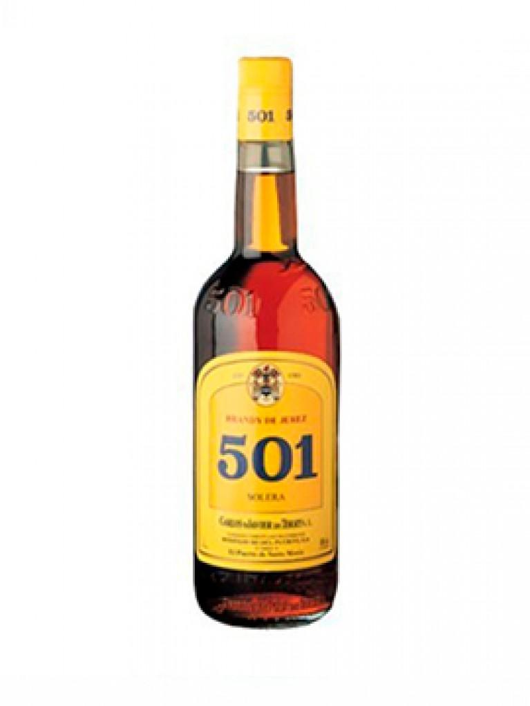 Brandy  501