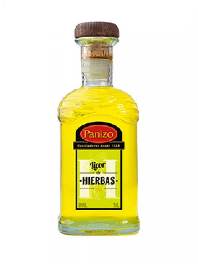 Licor Orujo Hierbas Panizo