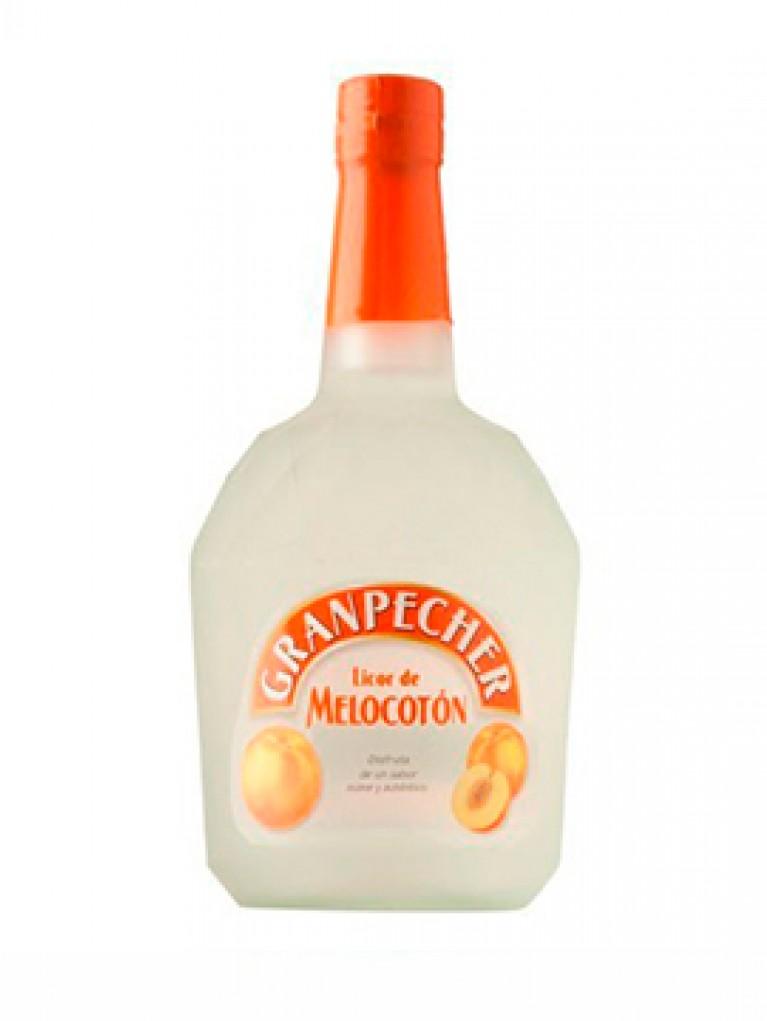 Licor Granpecher Melocoton