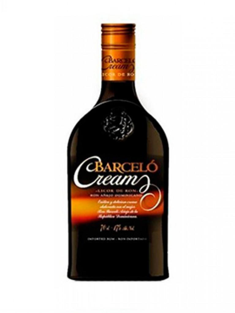 Licor Crema Barcelo