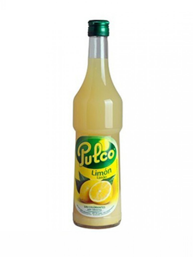 Licor Pulco Limon