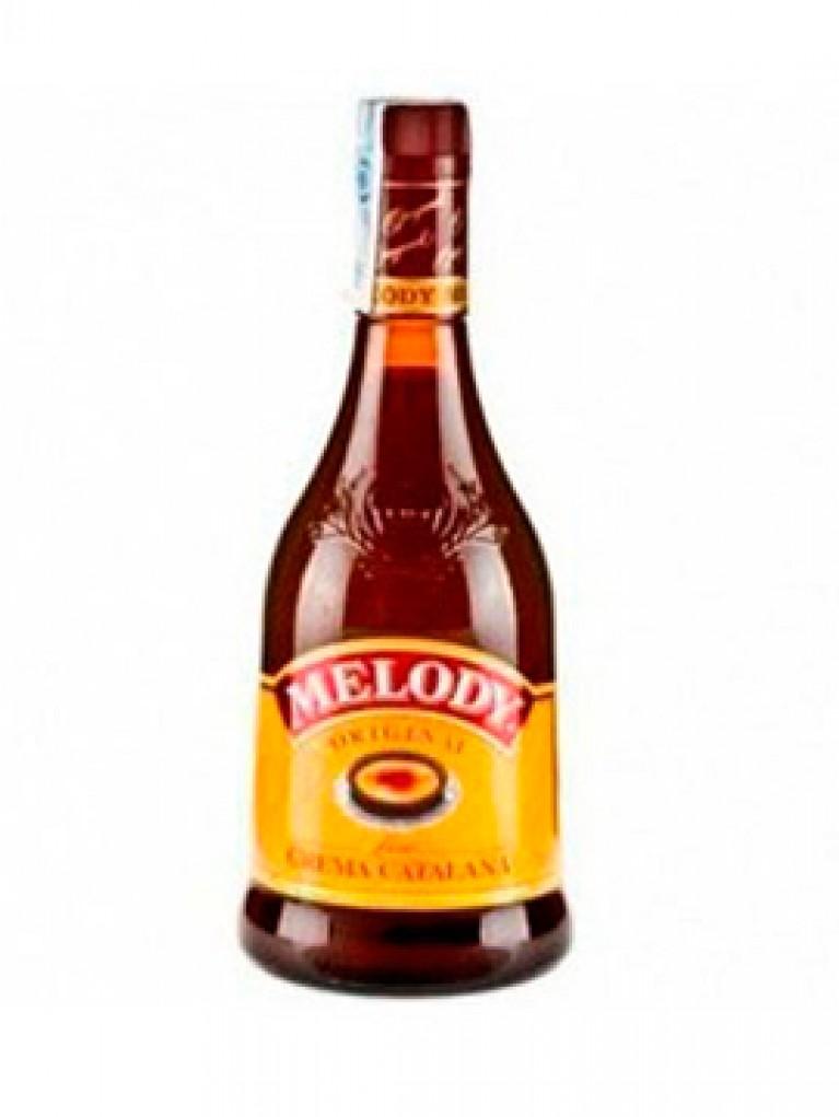 Licor Crema Catalana Melody