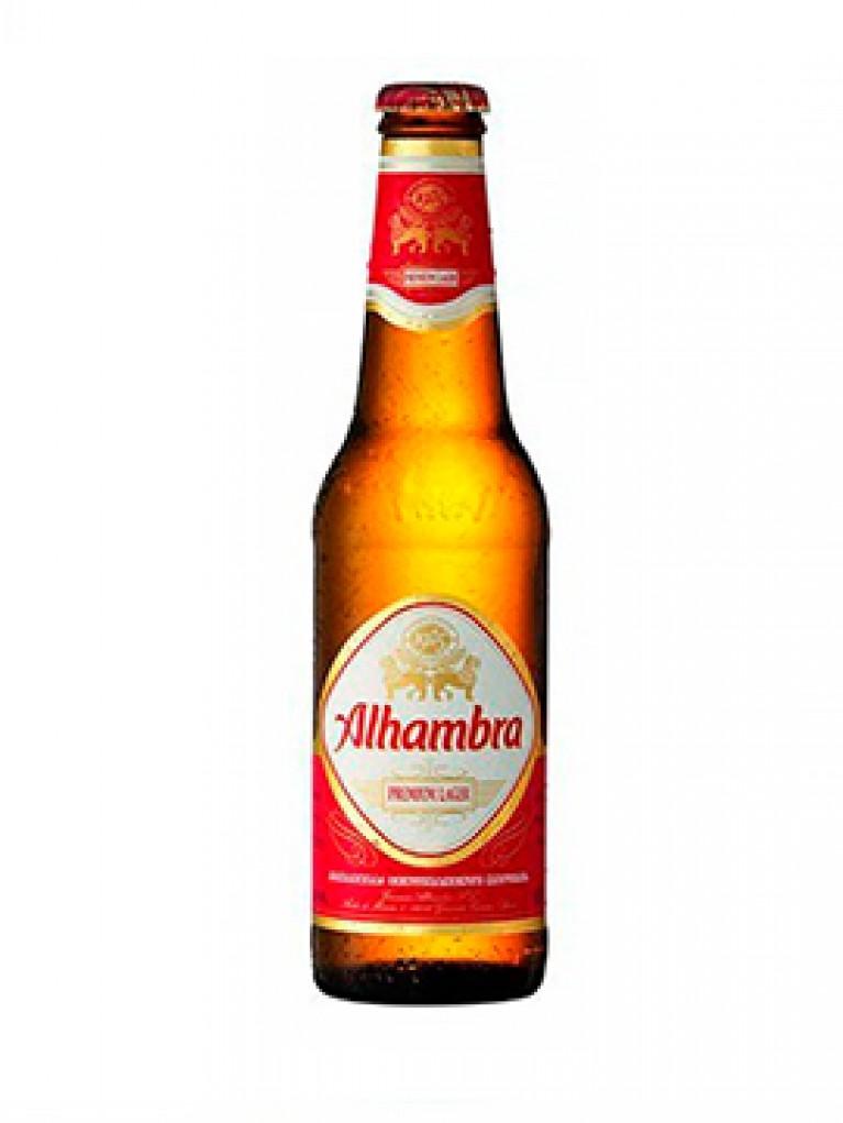 Cerveza Alhambra 25cl