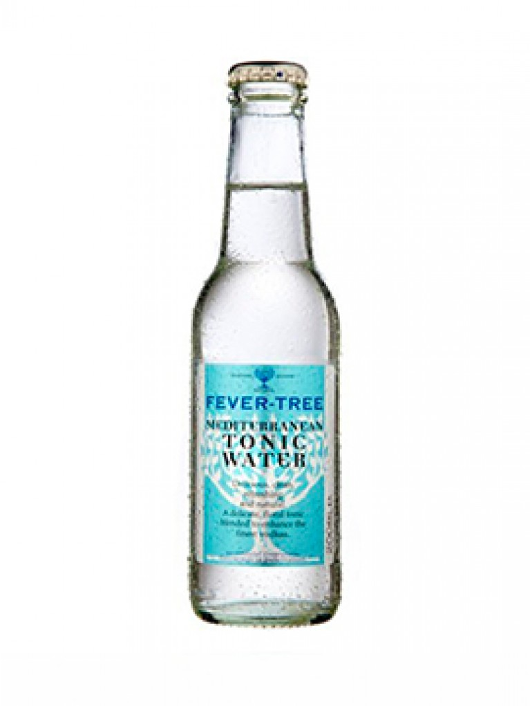 Tónica Fever Tree Mediterranean 20cl