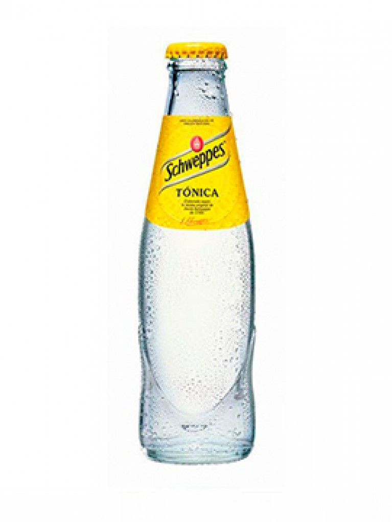 Schweppes Tonica 25cl Pack 4 Unidades