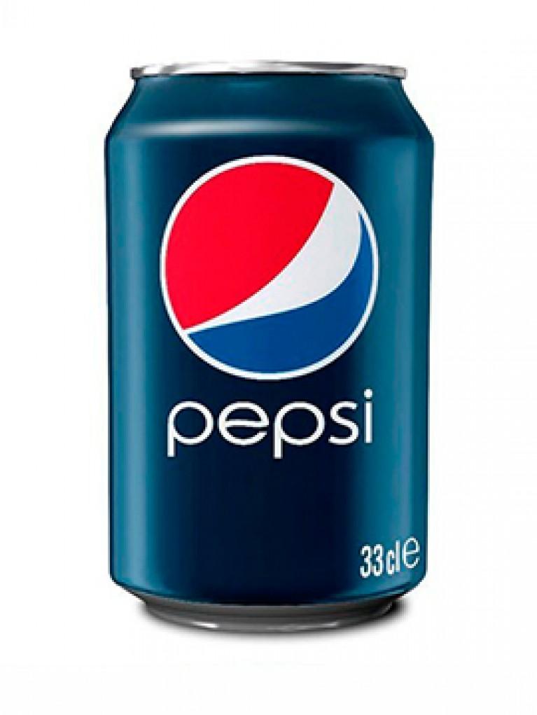 Pepsi Cola Lata 33cl