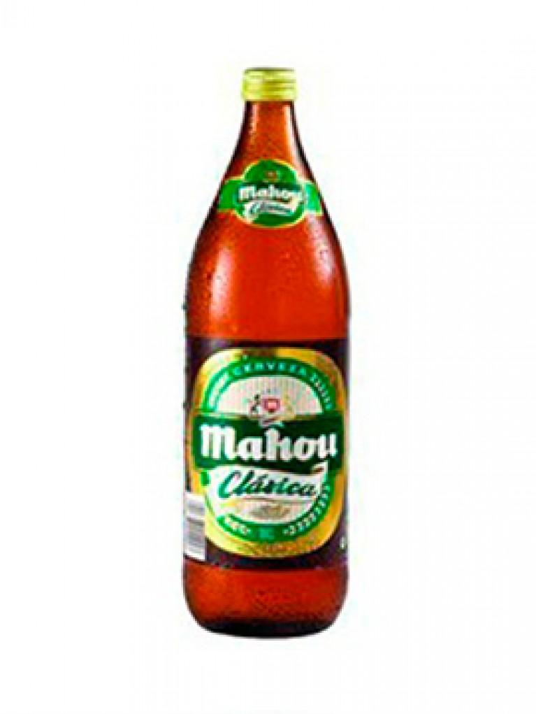 Cerveza Mahou Clasica 1L