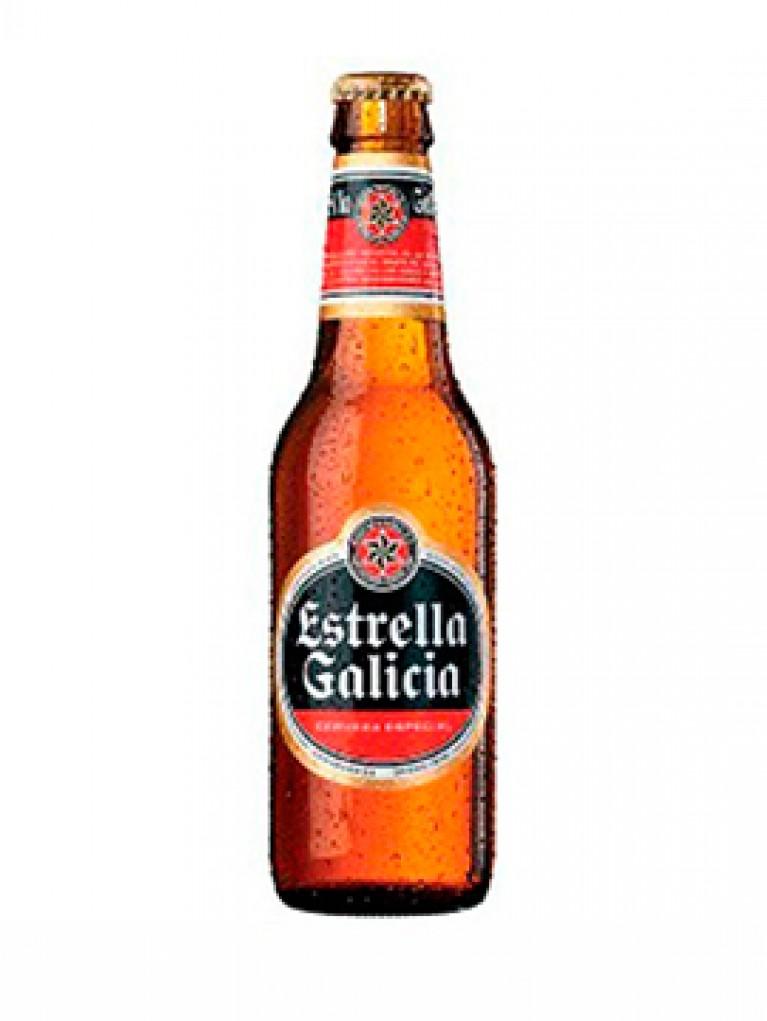 Cerveza Estrella De Galicia 25cl
