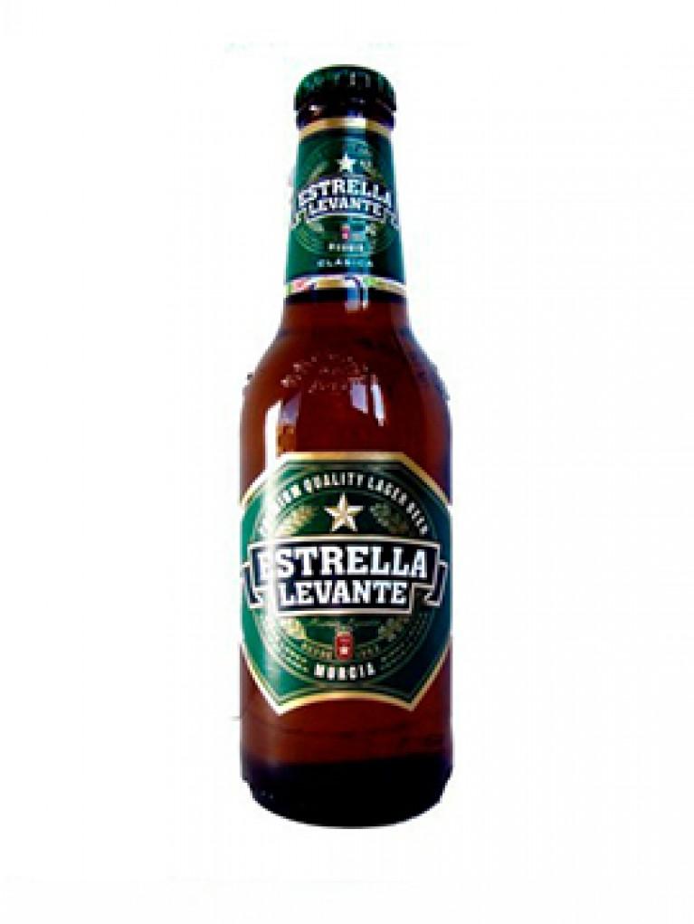 Cerveza Estrella De Levante 25cl Pack 6 Unidades