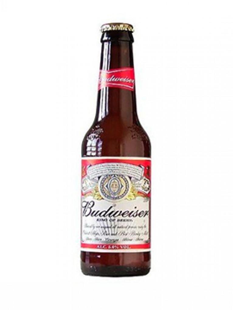 Cerveza Budweiser 33cl
