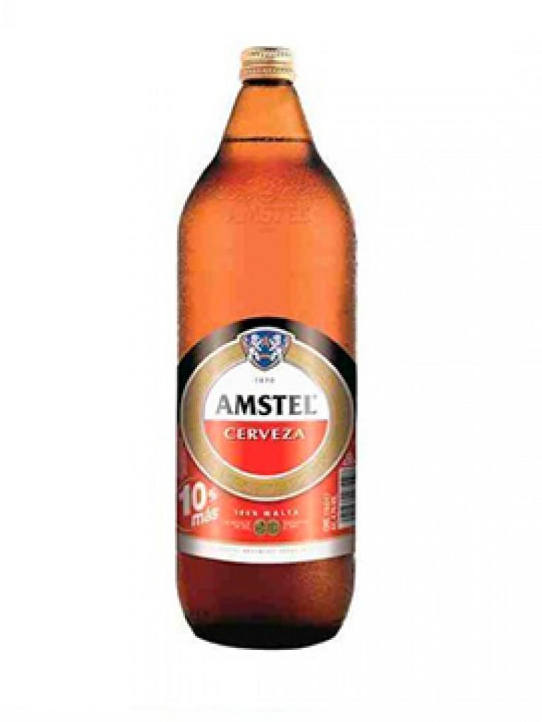 Cerveza Amstel 1,1L