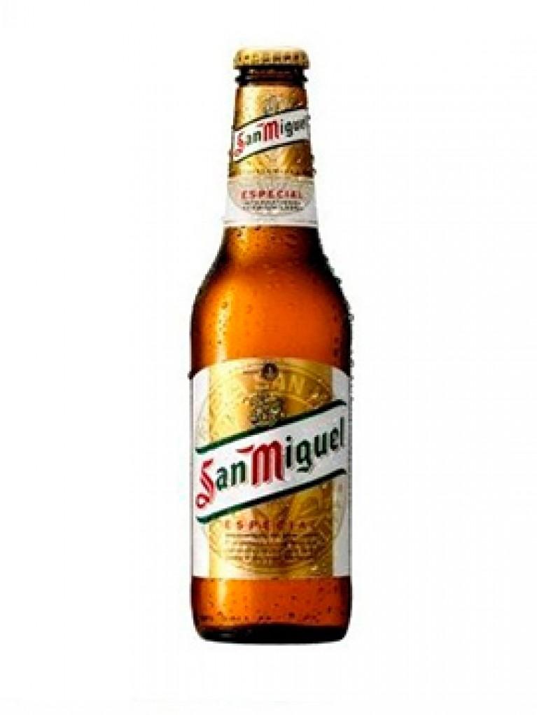 Cerveza San Miguel 25cl Pack 6 Unidades
