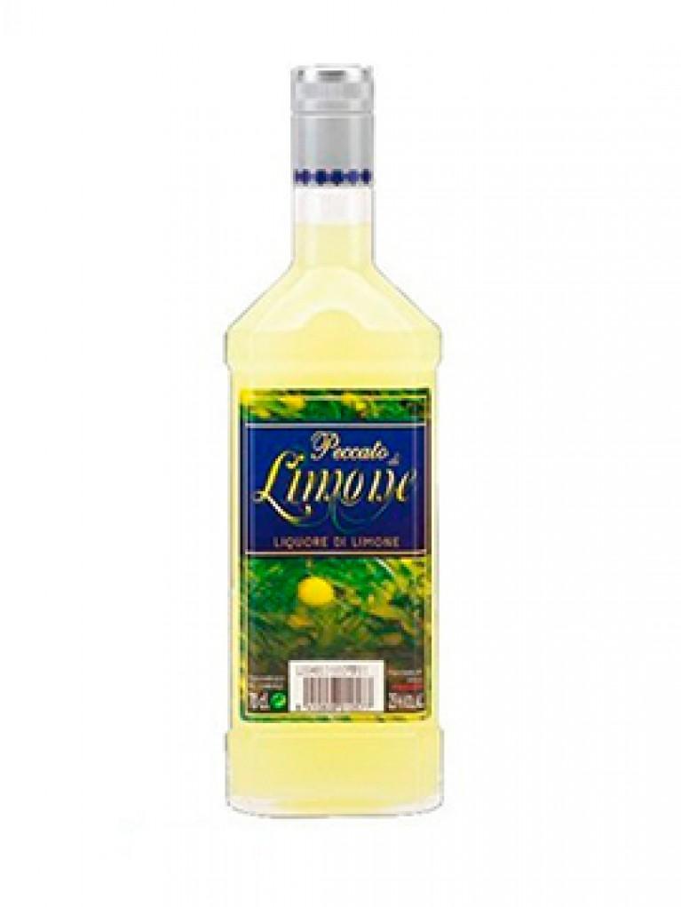 Licor Limonchello Pecato Limone