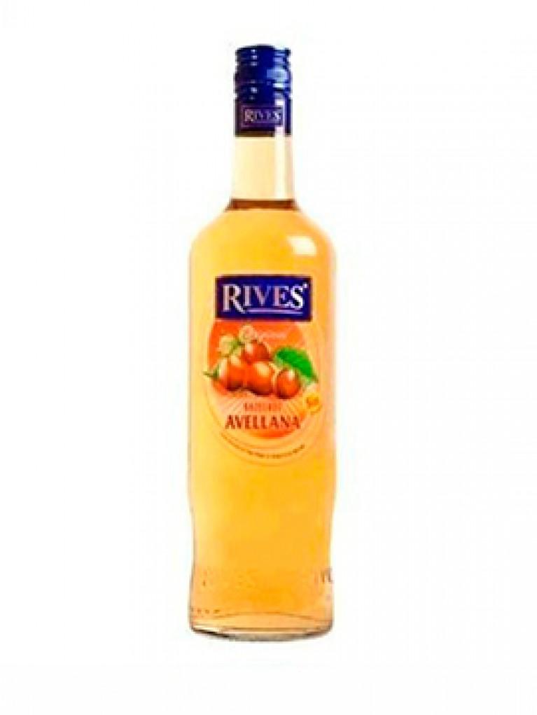 Licor Avellana Rives Sin Alcohol