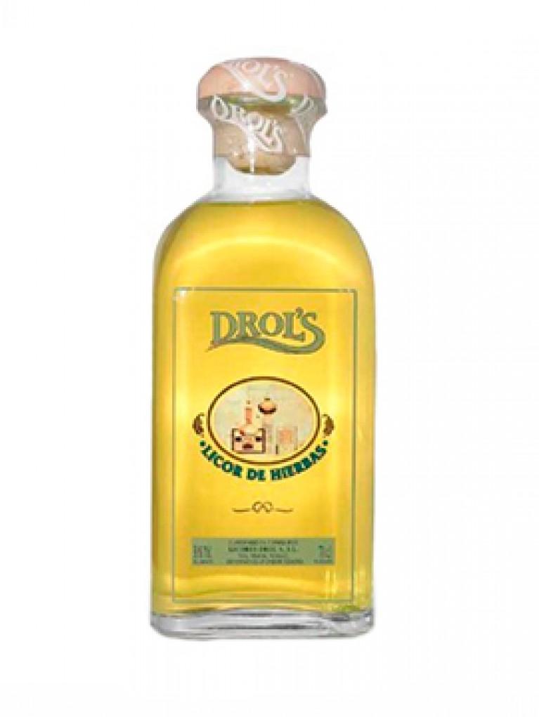Licor Orujo Hierbas Drol's Frasca