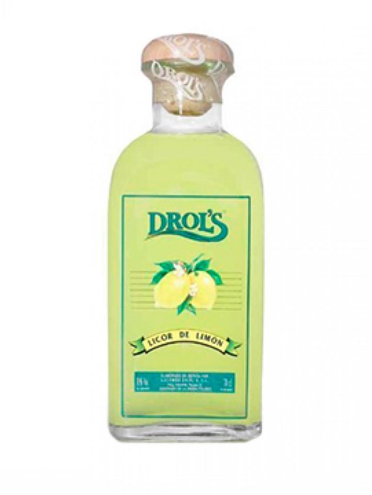 Licor Limon Drol's Frasca