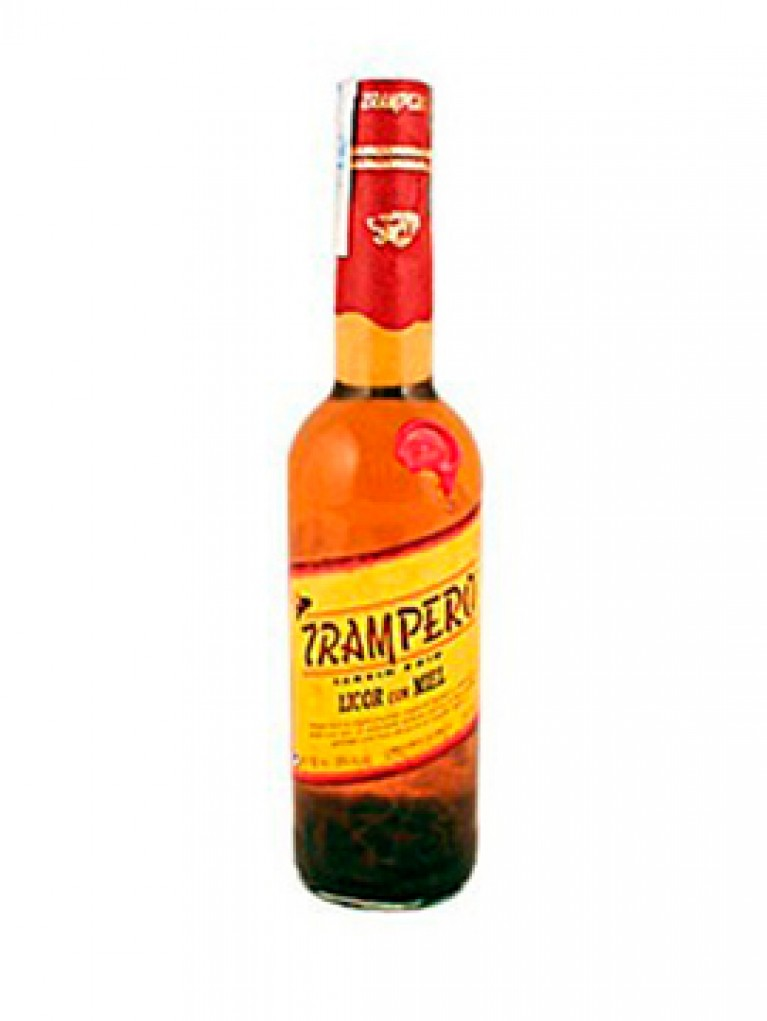 Licor Orujo Miel Trampero