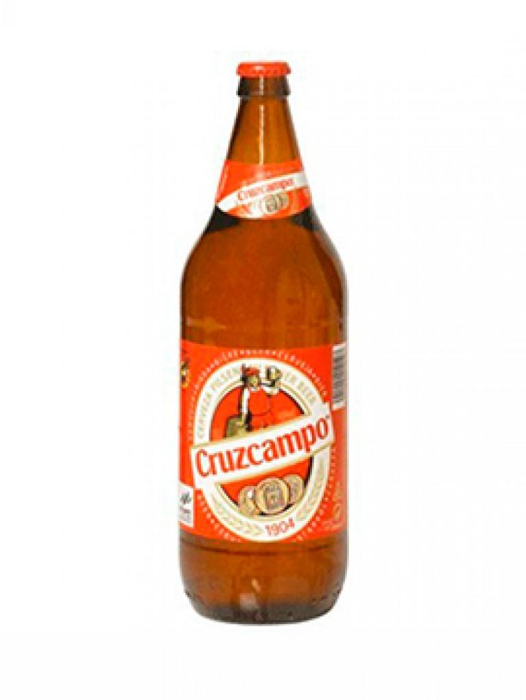 Cerveza Cruzcampo 1,1L
