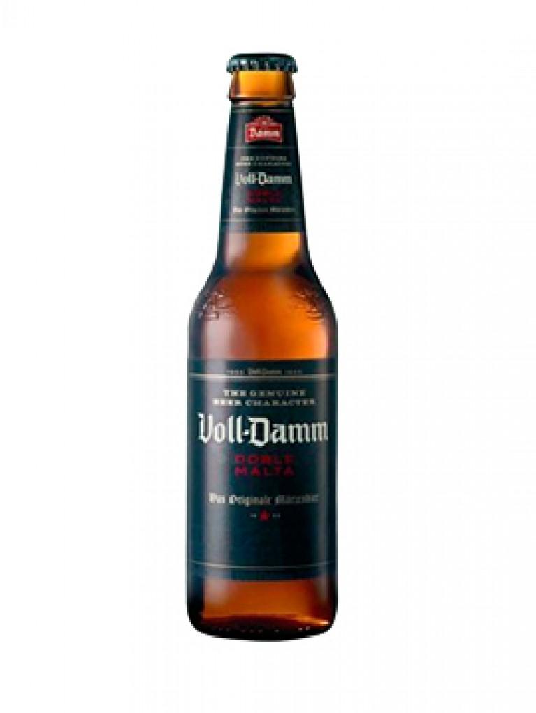 Cerveza Voll-Damm 25cl Pack 6 Unidades