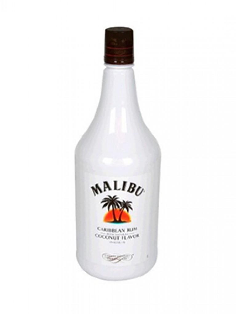 Licor Jamaicano Malibu 1L