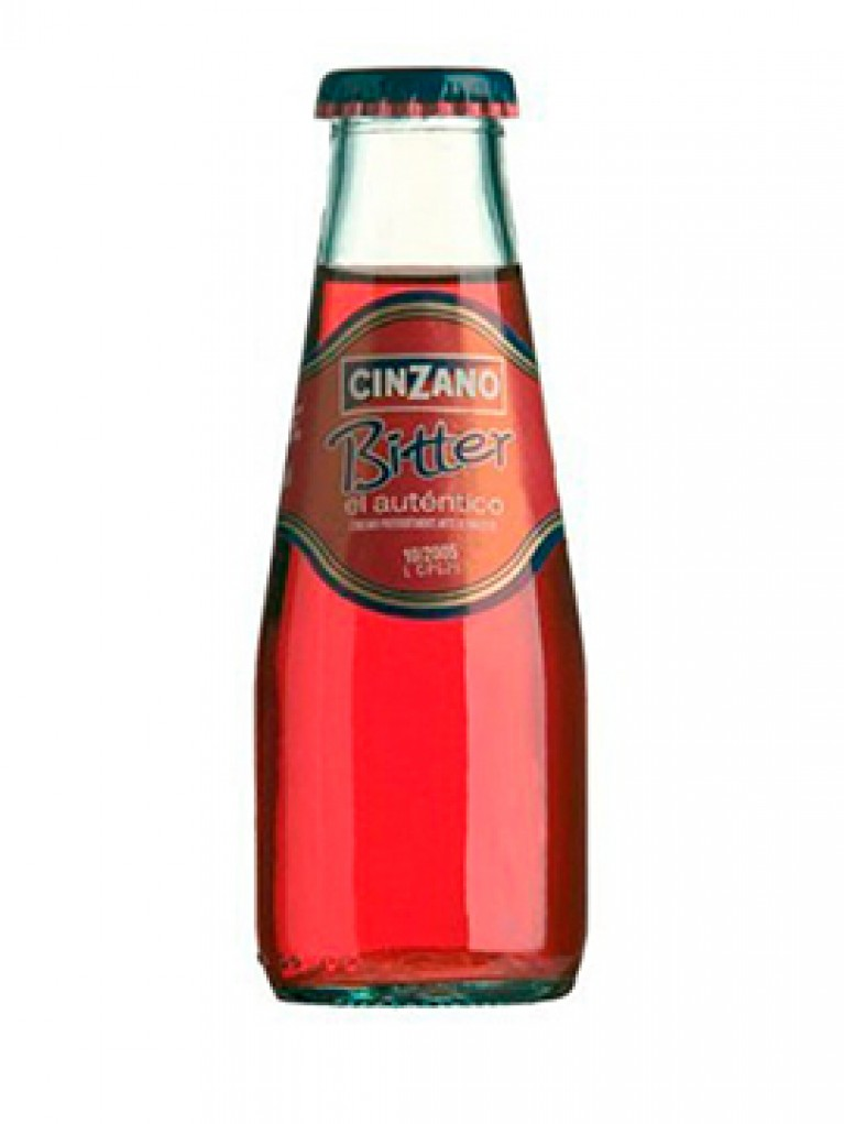 Bitter Cinzano 10cl Pack 6 Unidades