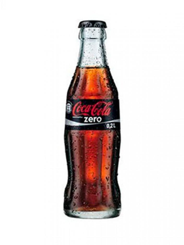 Coca Cola Zero 20cl Pack 6 Unidades