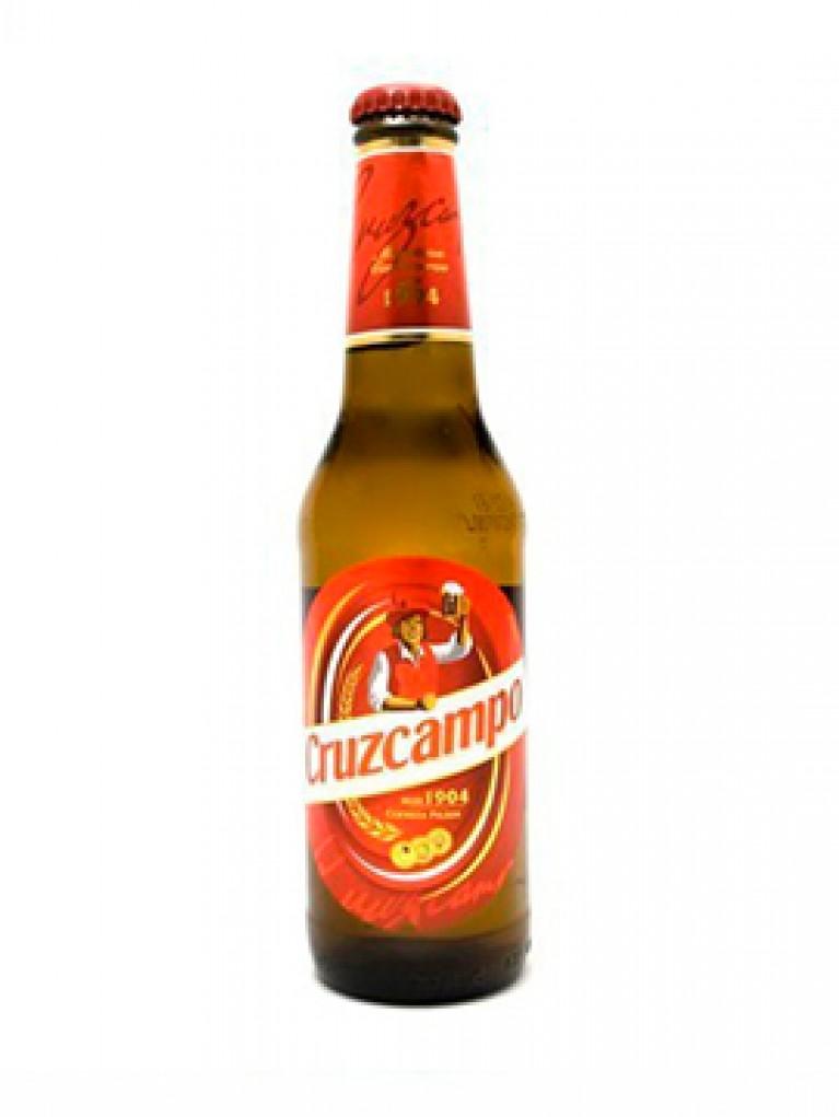 Cerveza Cruzcampo 0,25cl