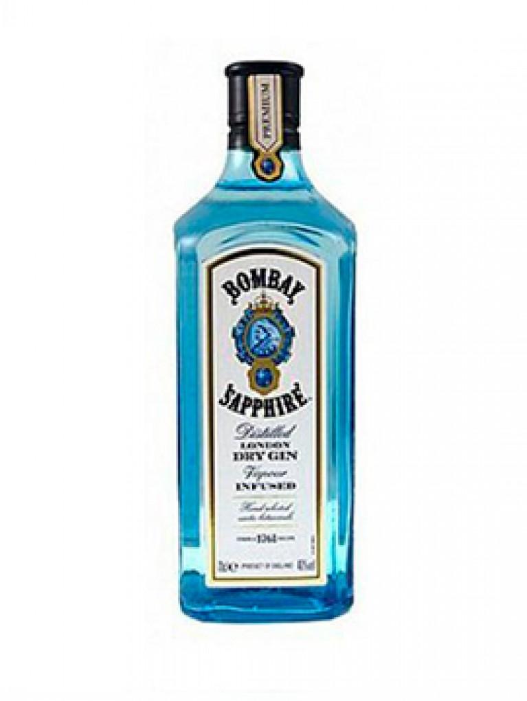 Ginebra Bombay Saphire 70cl 40 %