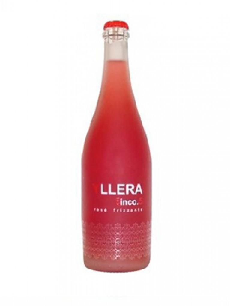 Yllera 5.5 Rosé Frizzante