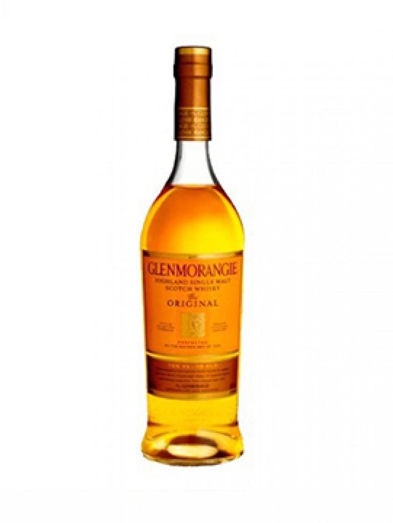 Whisky Glenmorangie 10 Años Single Malt