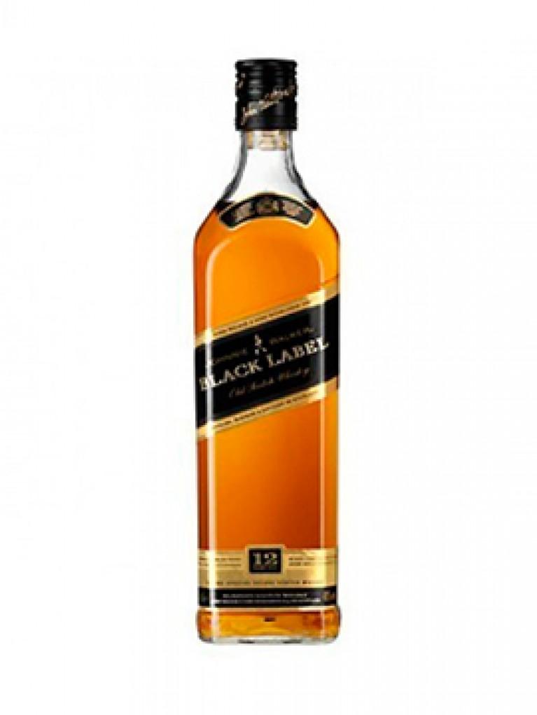 Whisky Johnnie Walker Etiqueta Negra 70cl
