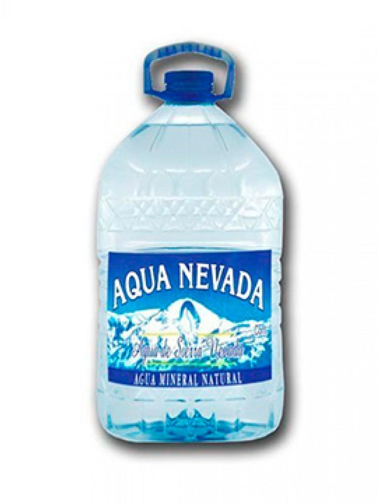 Agua Aqua Nevada 5L