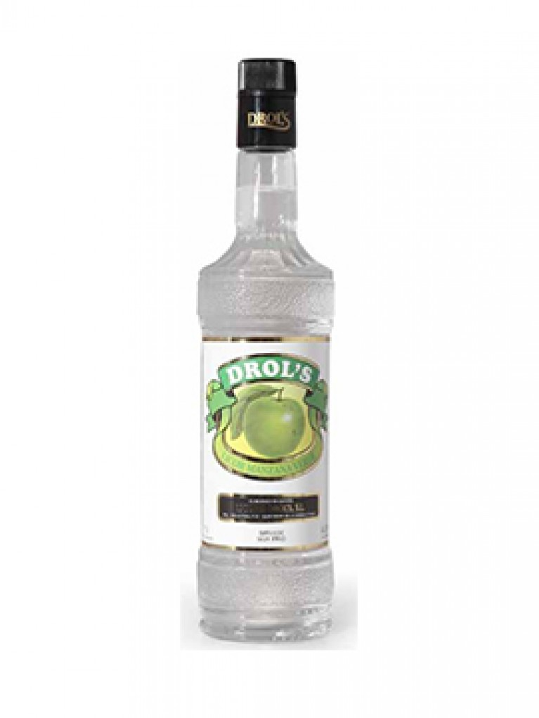 Licor Manzana Drol's Sin Alcohol