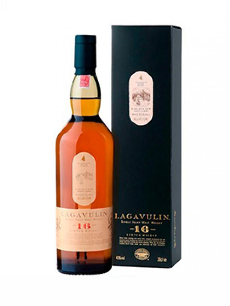 Whisky Lagavulin 16 Años Malta