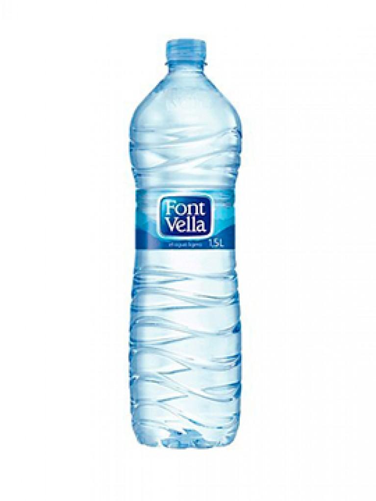 Agua Font Vella 1,5L