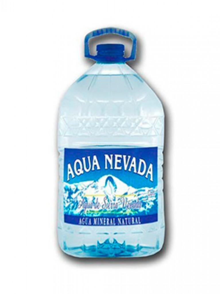 Agua Aqua Nevada 8L