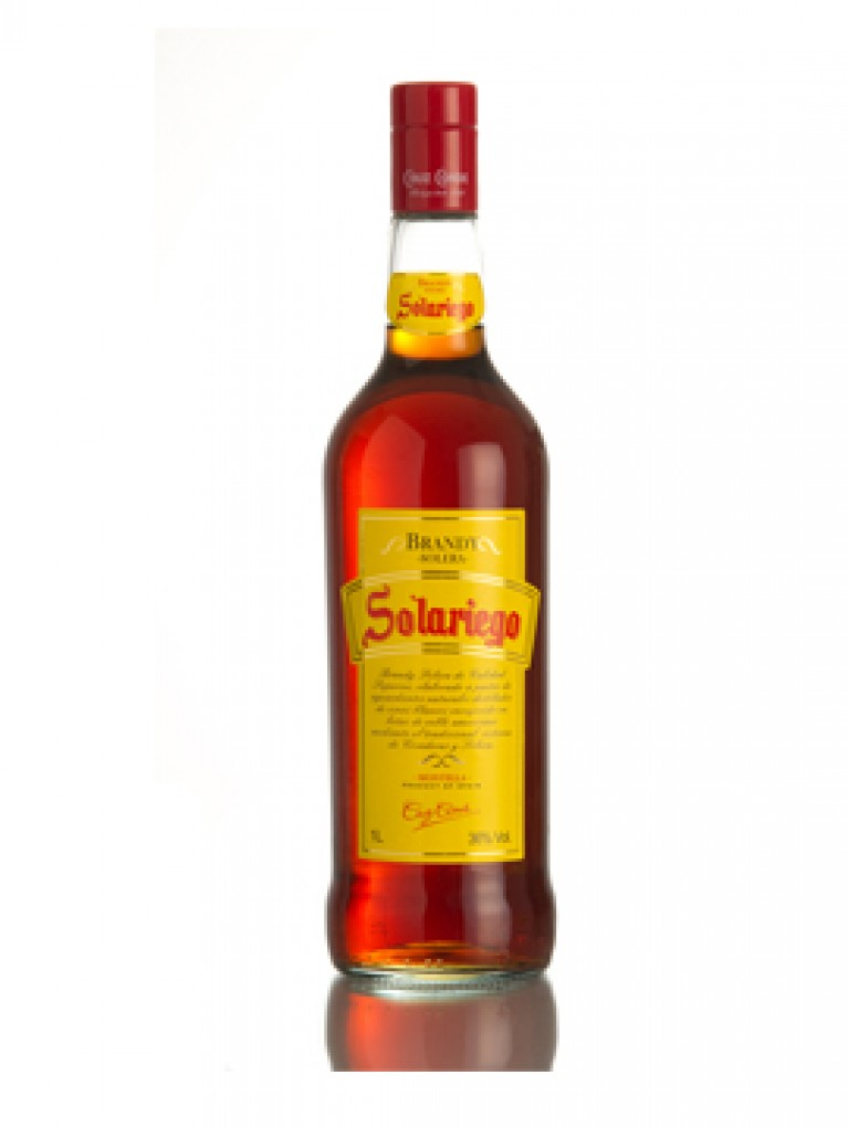 Brandy Solariego La Cordobesa