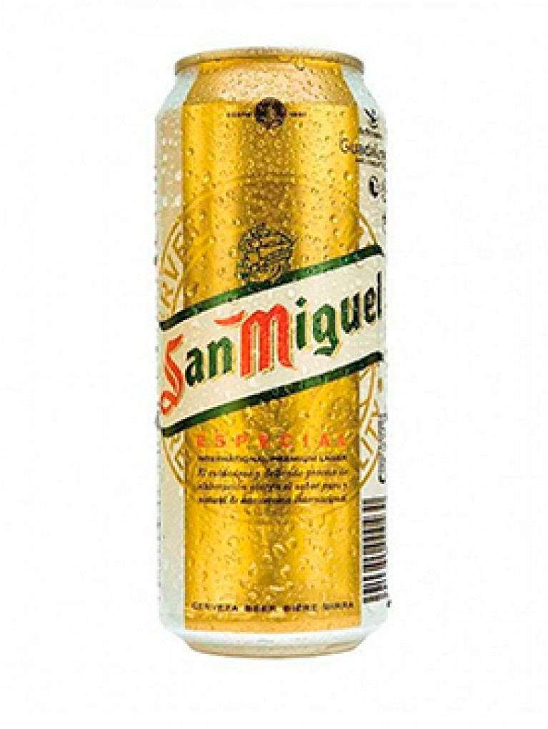 Cerveza San Miguel Lata 50cl