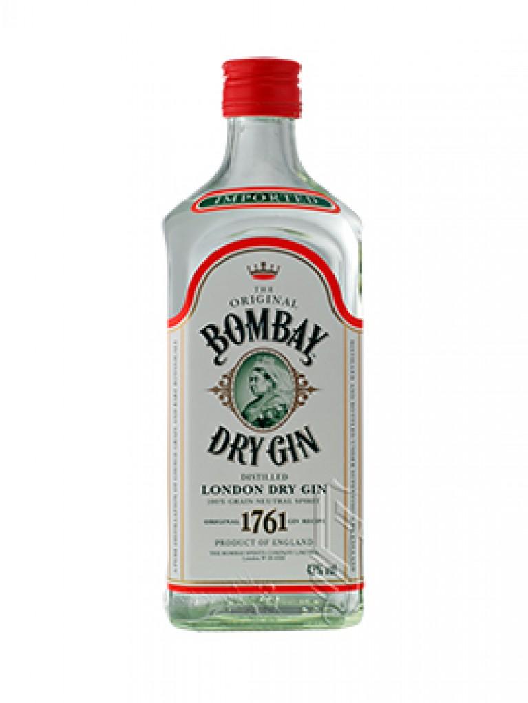 Ginebra Bombay 1L 40 % Sin Dosificador