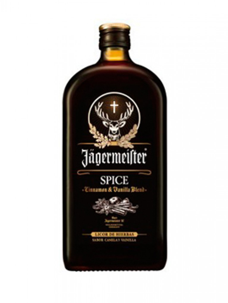 Licor Jagermeister Spice