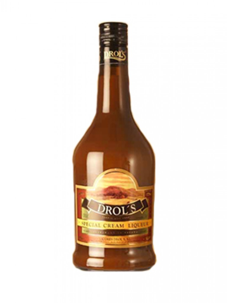 Licor Crema De Whisky Drol's