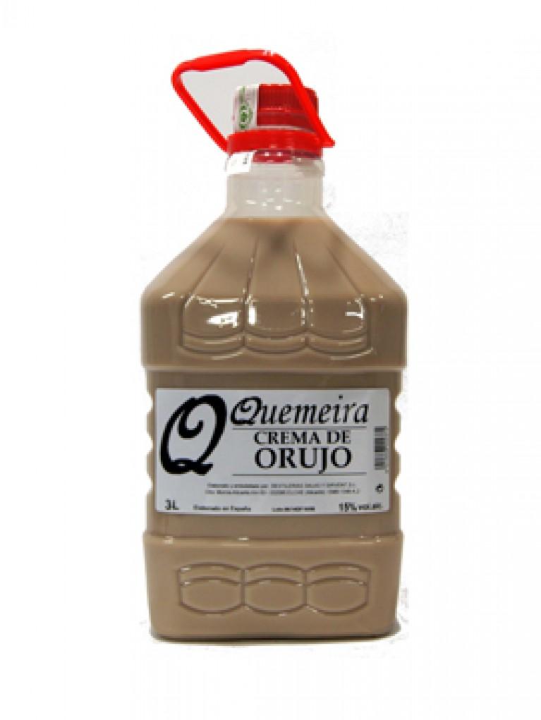 Licor Orujo Crema Quemeira