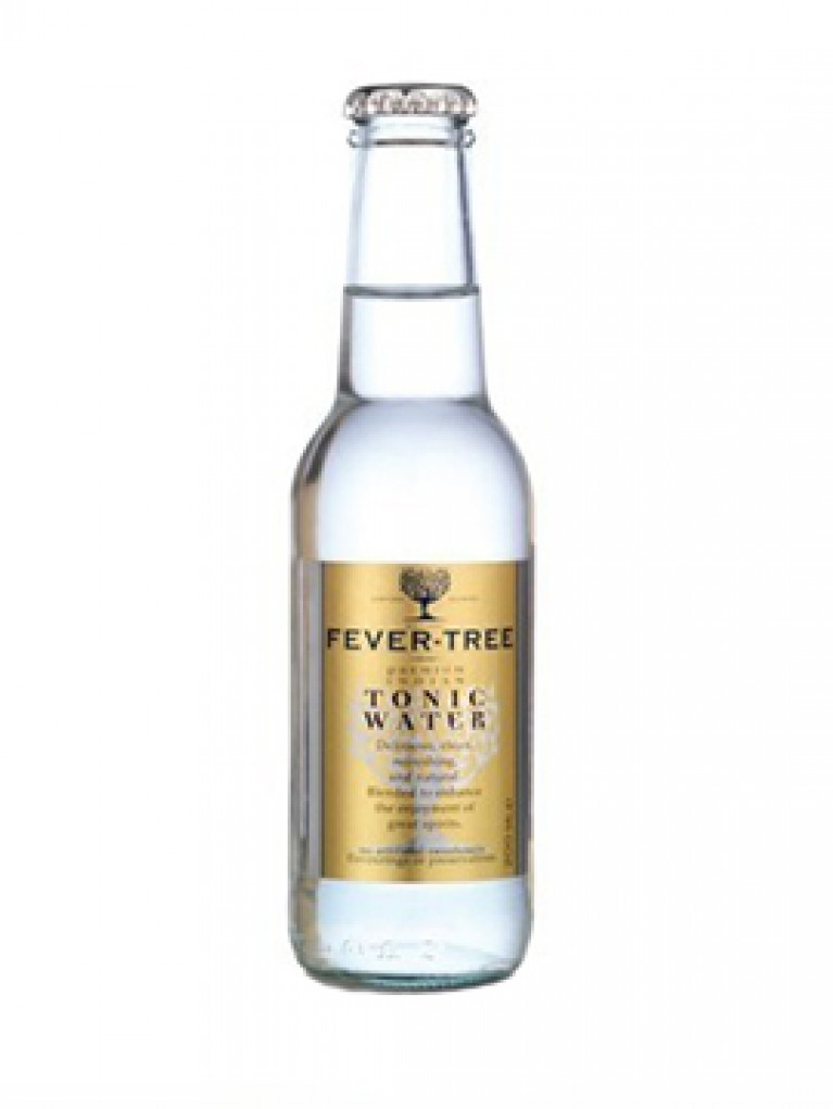Tonica Fever Tree Indian 20cl Pack 4 Unidades