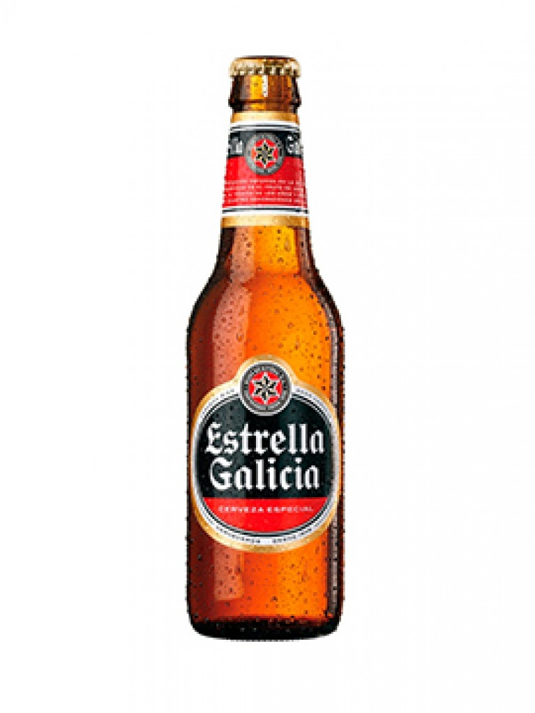 Cerveza Estrella De Galicia 20cl Pack 12 Unidades