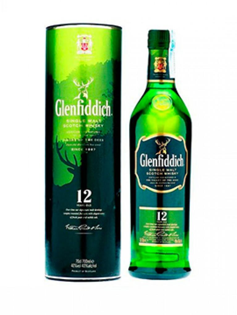 Whisky Glenfiddich Malta 1L