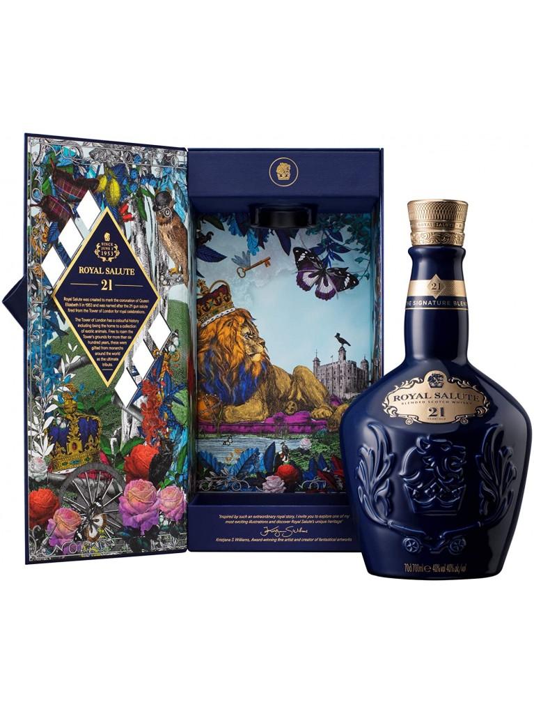 Whisky Chivas Royal Salute 21 Años