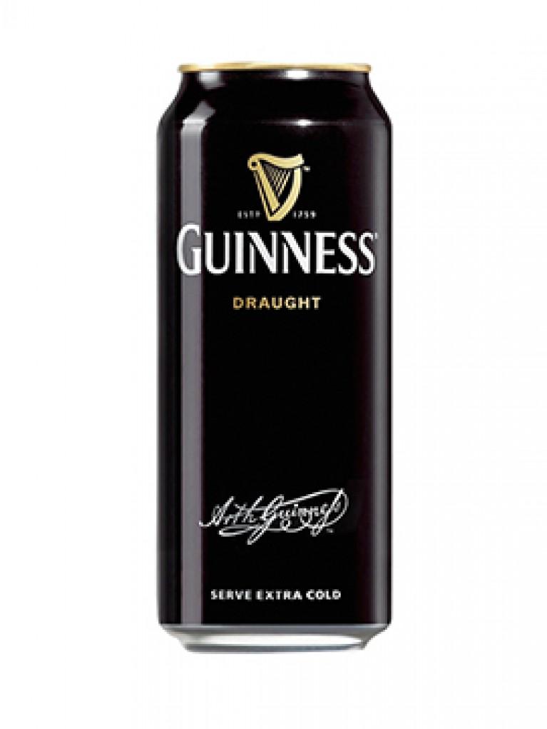 Cerveza Guinnes Draught Lata 44cl