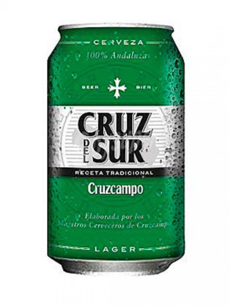 Cerveza Cruz Del Sur Lata 33cl
