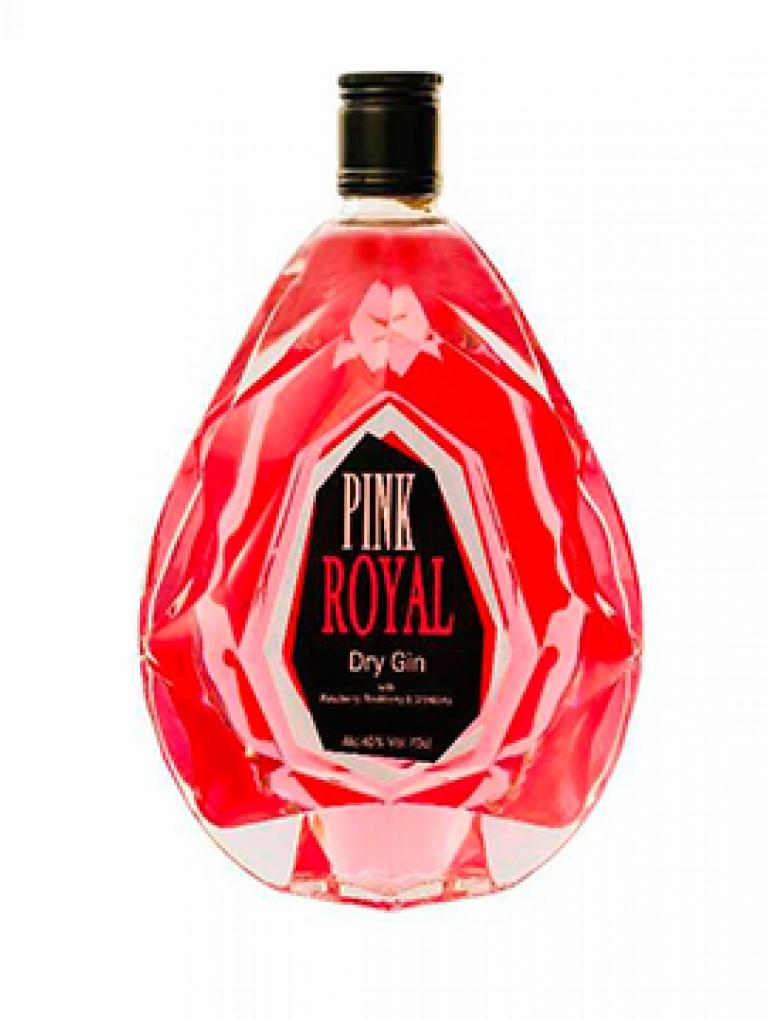 Ginebra Pink Royal Dry