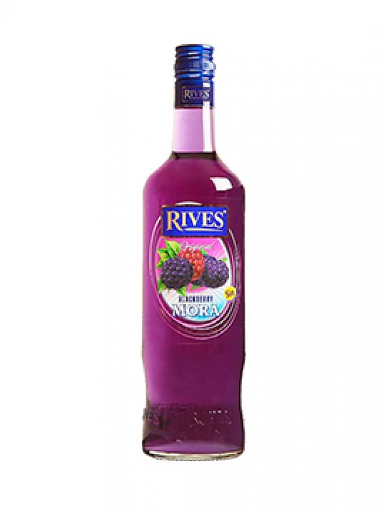 Licor Mora Rives Sin Alcohol